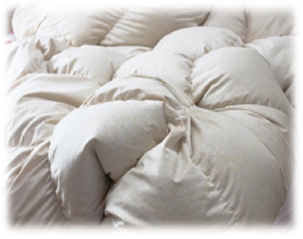布団の洗濯方法